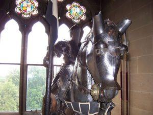 Warwick Castle Armoury