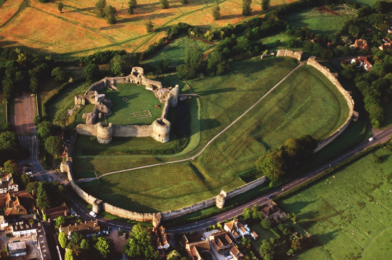Castles of the Conqueror