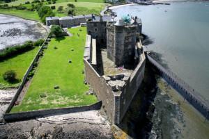 Seven of Scotland's strangest castles