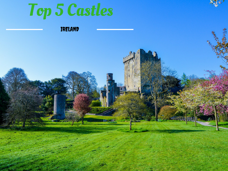Top 5 castles to visit in Ireland • Wyld Family Travel