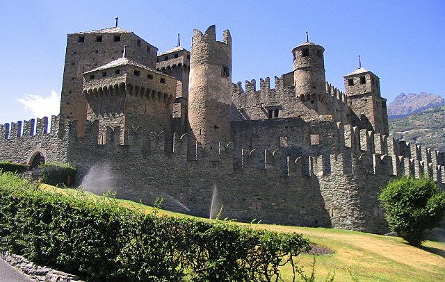 Crenellations: Crowning Castles