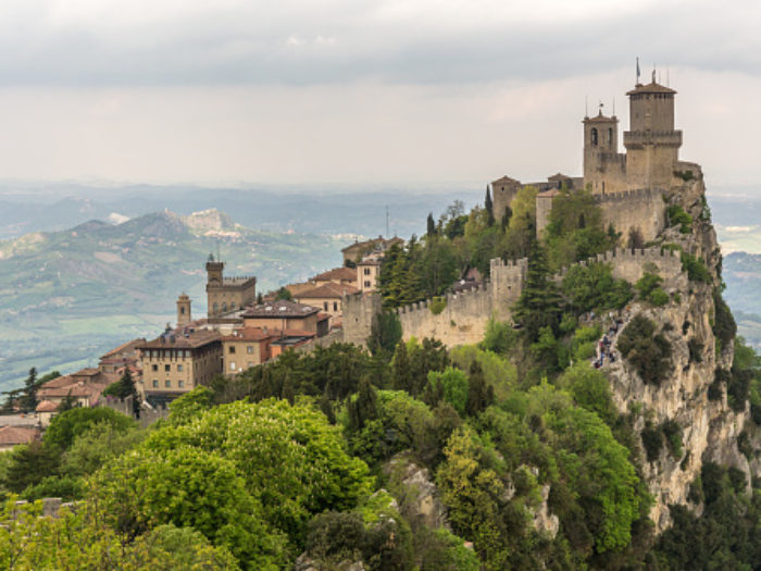 Italy is giving away free castles