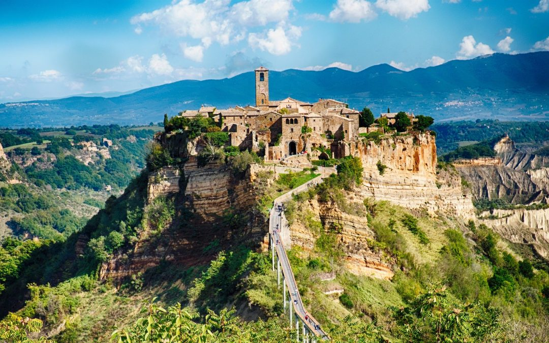 What brought Italy's 'dying town' back from the edge of extinction? A tourist toll