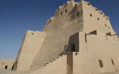Historic castles of Sistan and Baluchestan