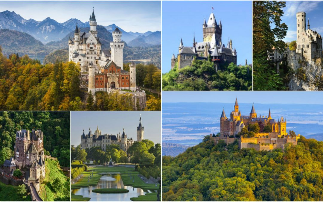 10 beautiful fairy tale castles in Germany