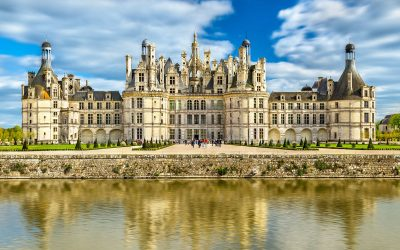 7 castles to visit in France besides Versailles