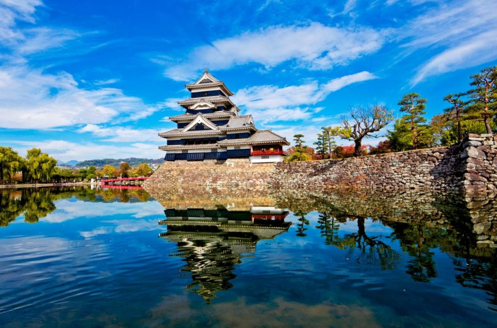A Race Across Japan to See its Last Original Castles
