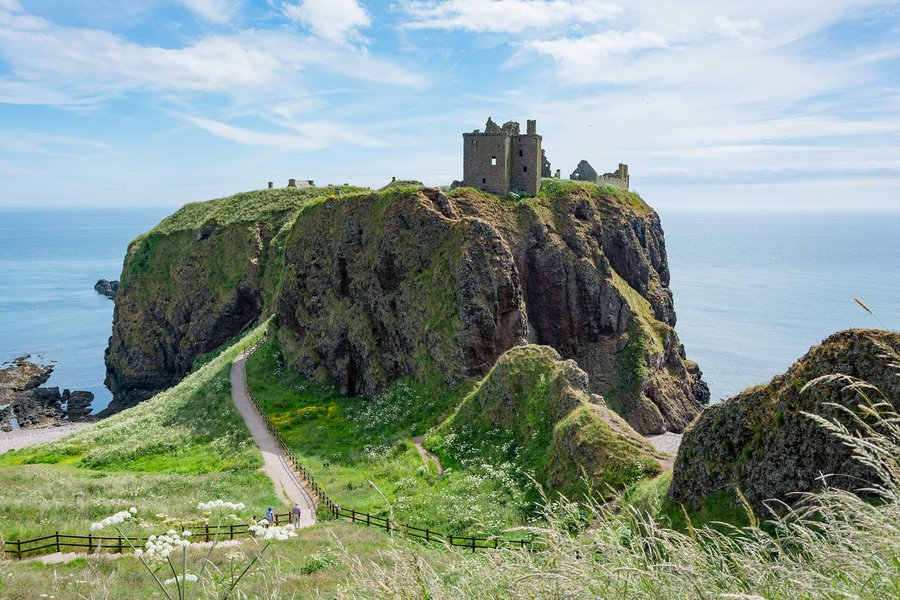 Scotland's Castle Trail Has 300 Historic Manors and These Are the Ones to See