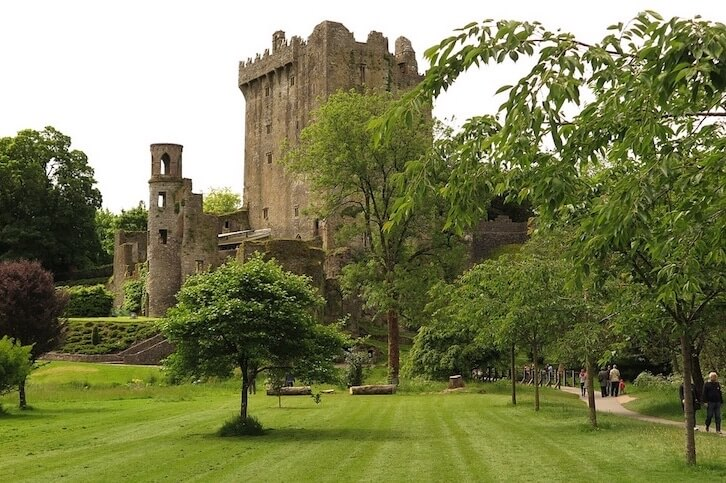 The Luxurious Castle Hotels of Ireland
