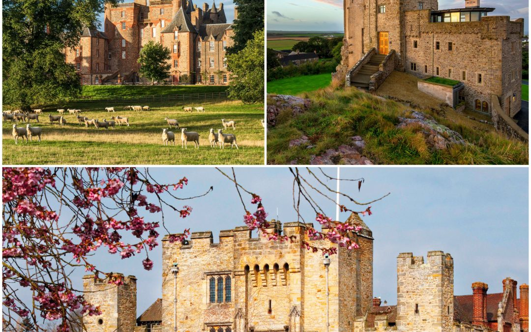 #CastleWeek: 7 castles you can rent in the UK