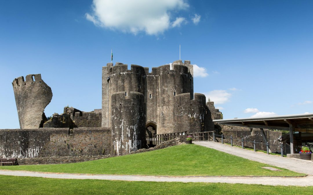 Historical re-enactments and more at Cadw sites and castles throughout Wales this Easter
