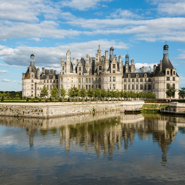 The Most Beautiful Castles and Châteaux in France
