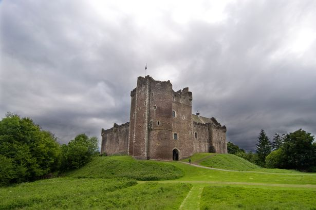 Nine castles you can visit an hour or less away from Glasgow
